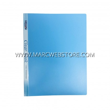 CAMPAP CLEAR BOOK A4 10POCKETS